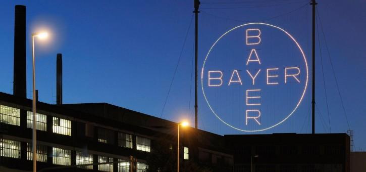 Bayer Börse
